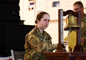 Camp Lemonnier Holds Patriot's Day Ceremony