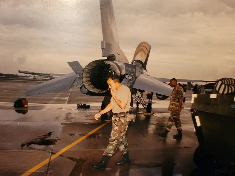 'This is the moment I trained for': Former D.C. Air Guard crew chief details 9/11 and how it changed mission