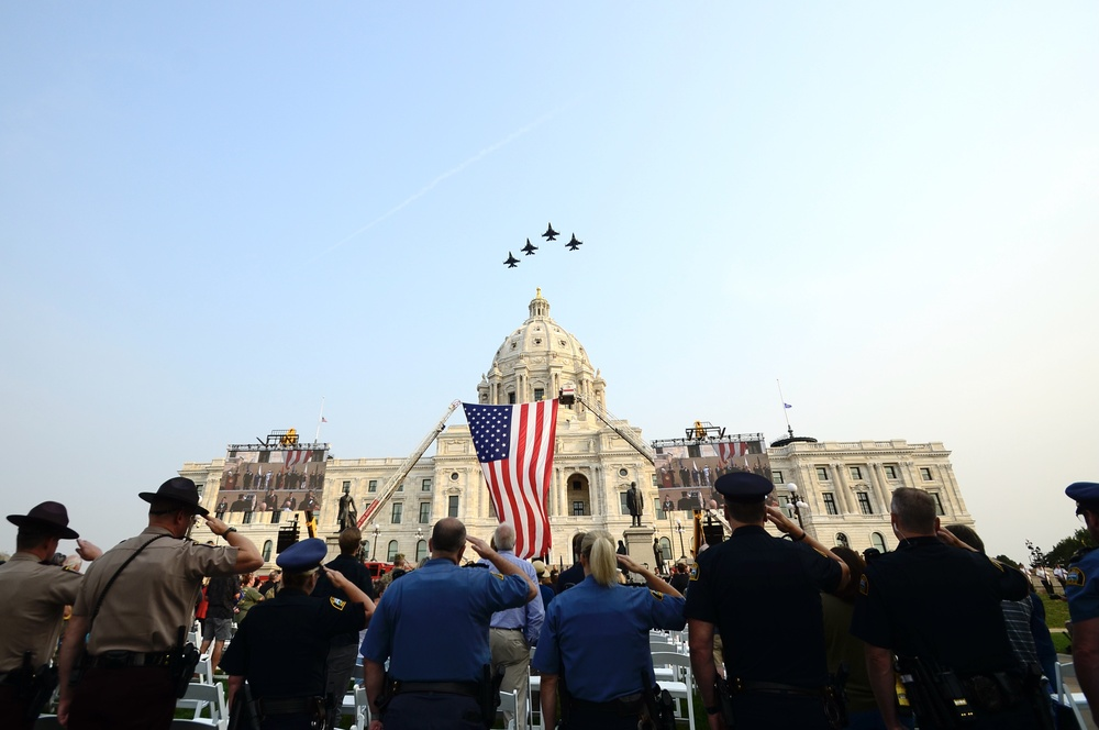 Minnesota 9/11 20th Anniversary Observation
