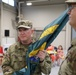 Change of Command Ceremony for HHD, Camp Shelby Joint Forces Training Center