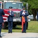 172nd Airlift Wing hosts 9/11 flag memorial ceremony