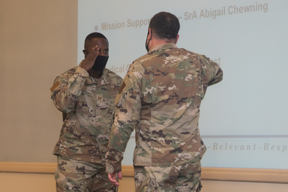 192nd Wing Hosts All Call