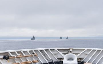 Coast Guard crews remain vigilant during operations in the Arctic region [Image 3 of 3]