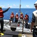 USS Benfold Conducts Small Boat Operations