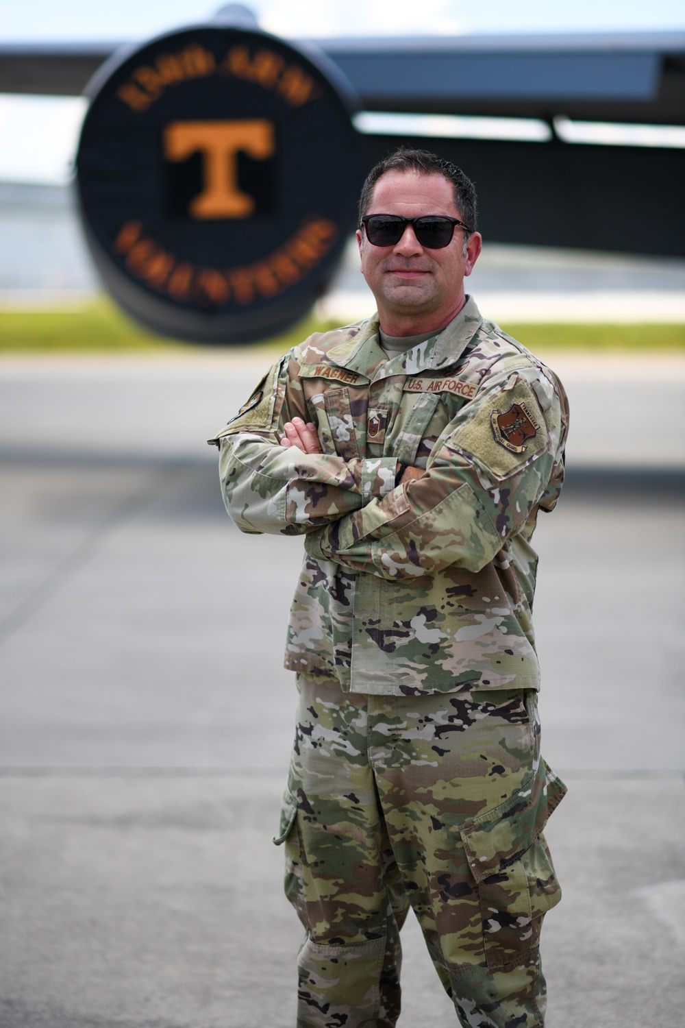 134th CPTF MSgt Wagner Portrait
