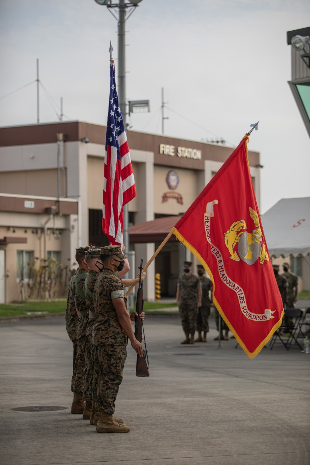 Never Forget: MCAS Iwakuni Hosts 7th Annual Memorial Stair Climb