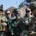 Indonesian military leaders visit 1st Marine Division for a military exchange