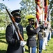 An Armed Forces Full Honors Wreath-Laying Ceremony is Held to Commemorate the 164th Birthday of President William H. Taft
