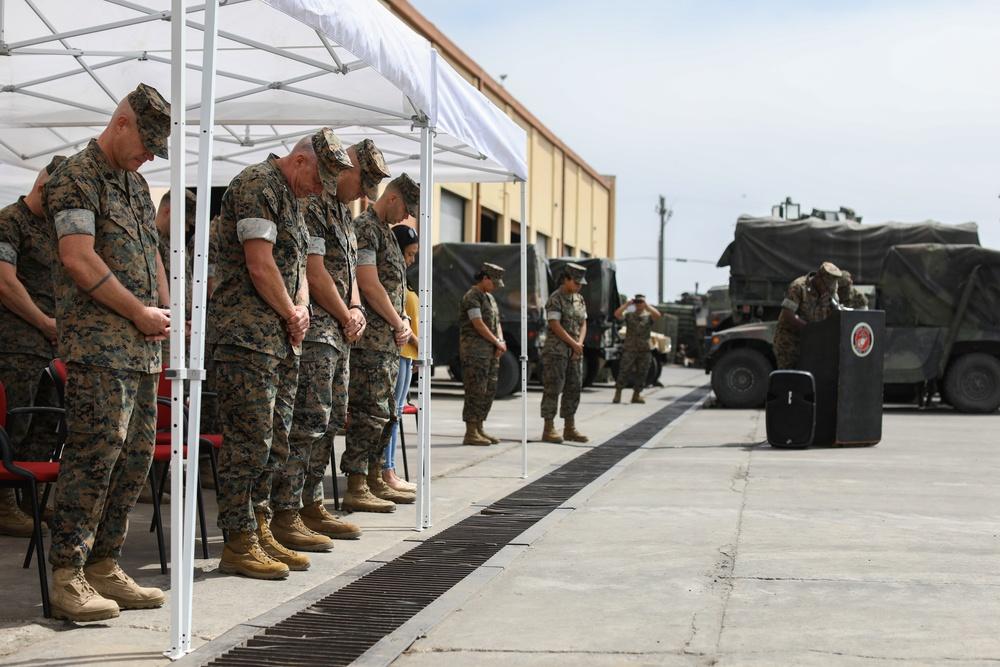 Co. C, 3rd Assault Amphibian Battalion, 1st Marine Division fields a Company of Amphibious Combat Vehicles
