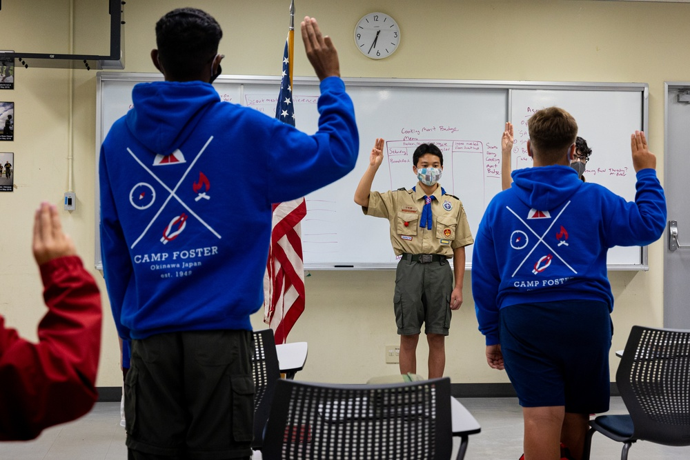 To Be An Eagle Scout
