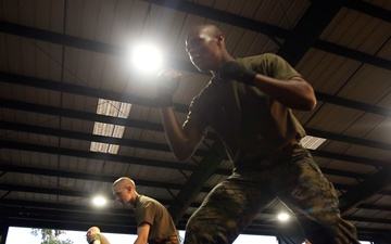 RS Lansing recruit completes martial arts training at Parris Island [Image 5 of 5]