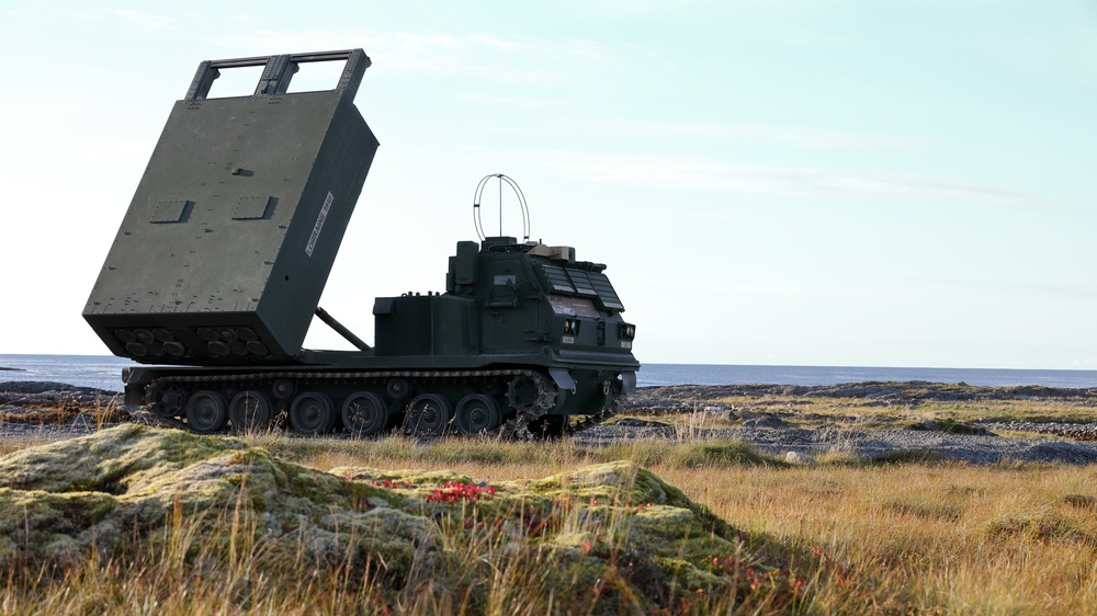 """Newly activated U.S. Army 2nd Multi-Domain Task Force and 41st Field Artillery Brigade test sensor to shooter capabilities during """"Thunder Cloud"""""""