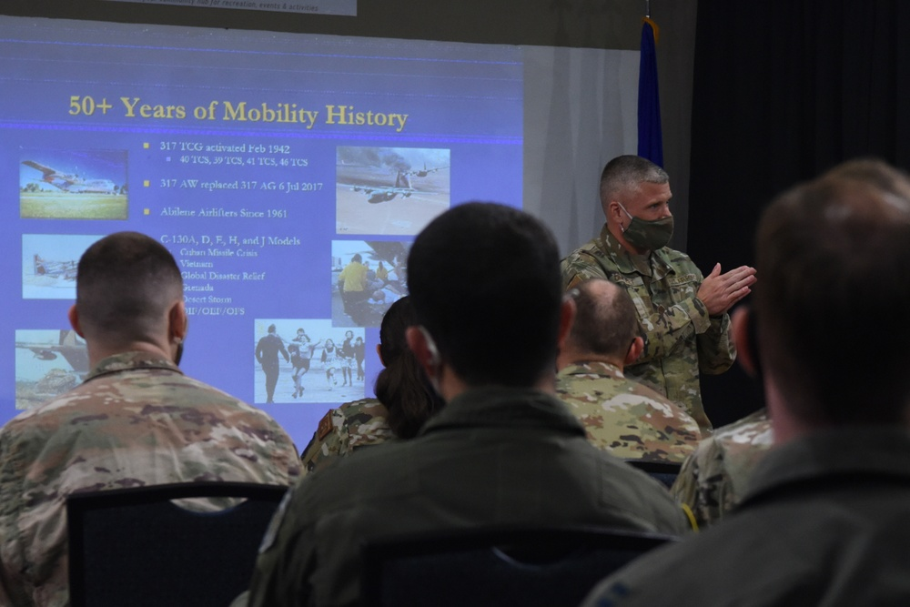 Jump Start your assignment to Dyess AFB in Abilene