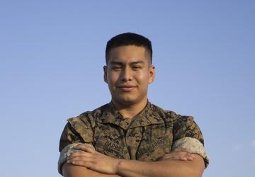 Friday Face: Lance Cpl. Francisco Carrillo Jr.