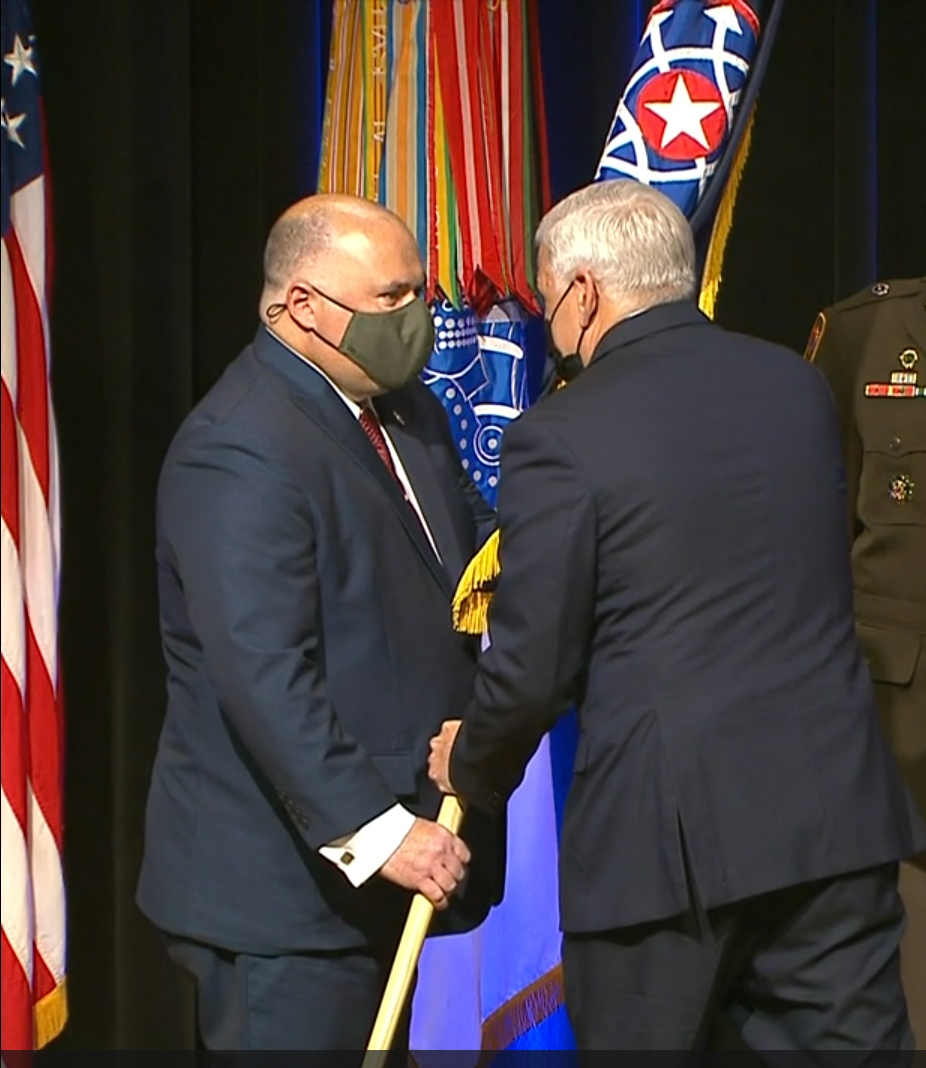 FIRST CIVILIAN DIRECTOR TAKES HELM OF  U.S. ARMY CRIMINAL INVESTIGATION DIVISION