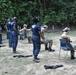 Burlington Sailors conduct small arms training