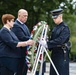 Minister for Defence for Australia Peter Dutton and Foreign Minister for Australia Marise Payne Participate in a Public Wreath-Laying Ceremony at the Tomb of the Unknown Soldier