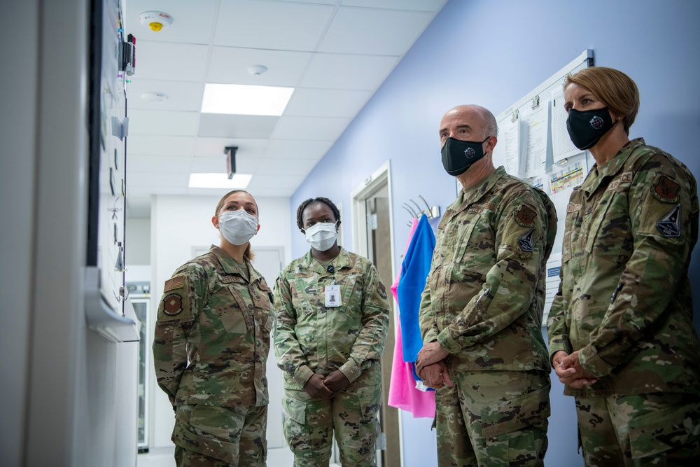 Air Force Surgeon General to visit Team Tyndall