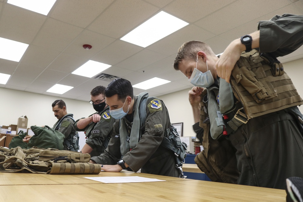 """Dyess Airmen test rapid response to international threats in """"Copper Ring"""" exercise"""