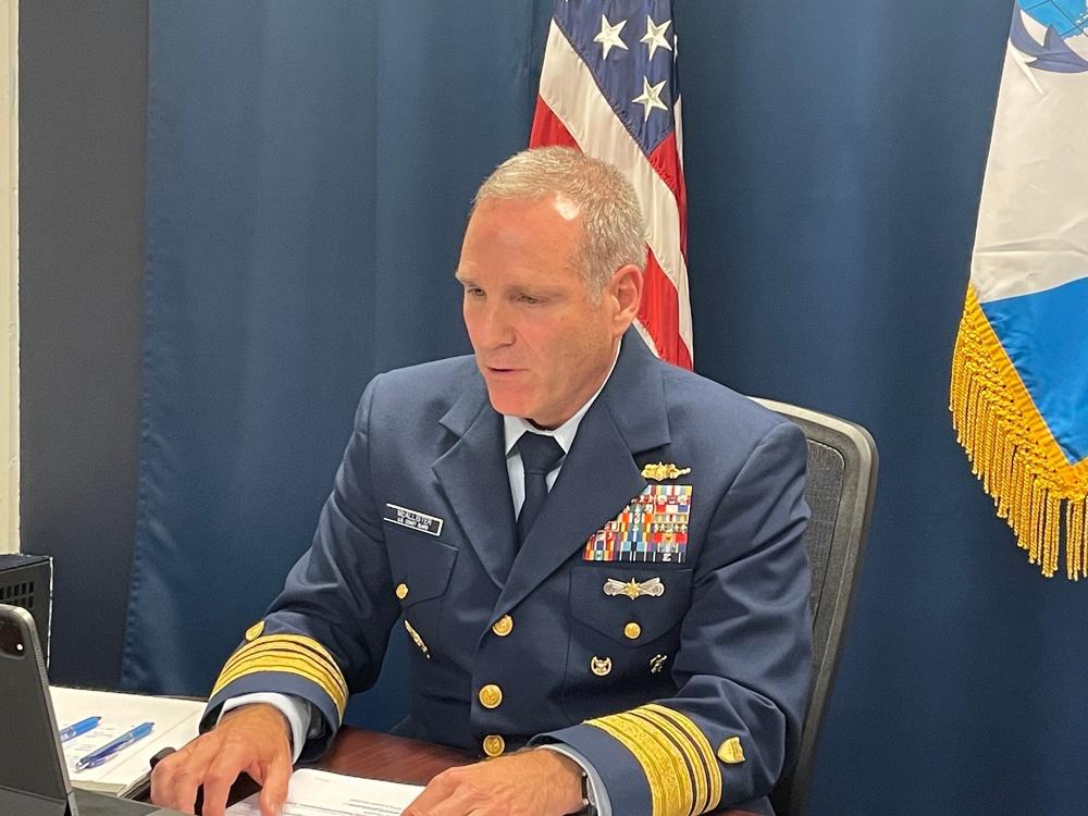 Coast Guard Pacific Area hosts North Pacific Coast Guard Forum Summit