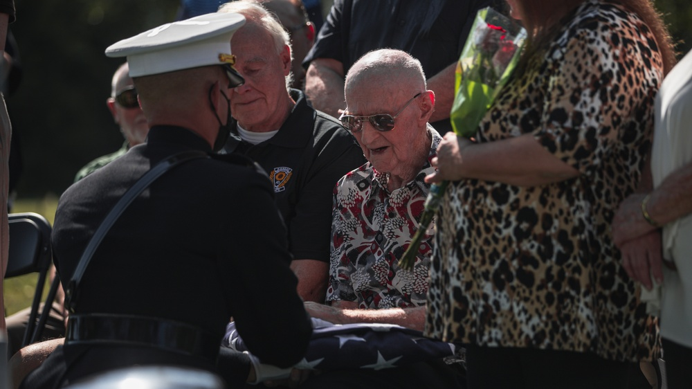 Home at Last: WWII veteran returns home after nearly 80 years