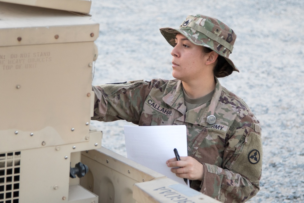 'Spears Ready' Soldiers focus on preventive maintenance