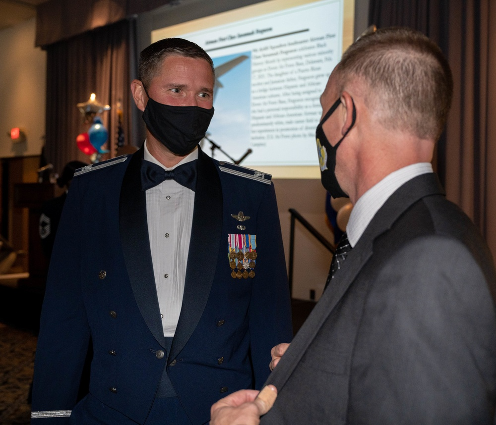 Team Dover celebrates Air Force's 74th birthday