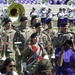 Touchdowns and Pushups: K-State hosts Fort Riley Day