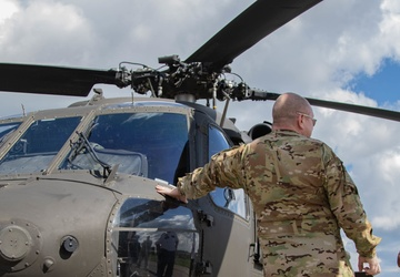 Army Aviation Partners with Civilian First Responders for Aircraft Accident Prep