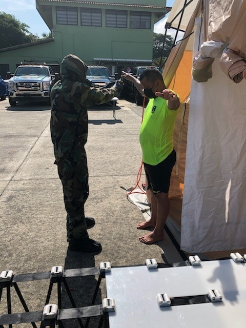 DTRA Partners in Panama to Counter-Weapons of Mass Destruction