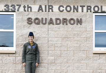 2nd Lt. Tennis's mission to build professional Air Battle Managers