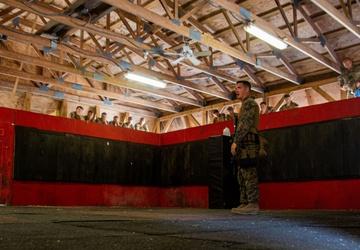Exercise Tartan Eagle Phase One, U.S. Marines and British Royal Marines