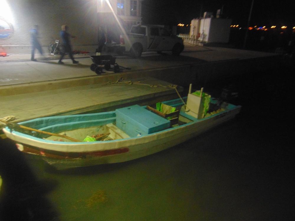 Coast Guard interdicts 2 lancha crews illegally fishing US waters