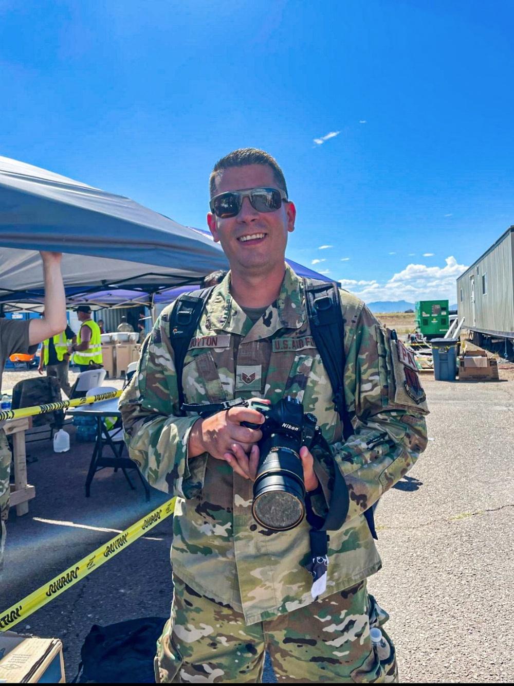Behind the lens at Task Force-Holloman