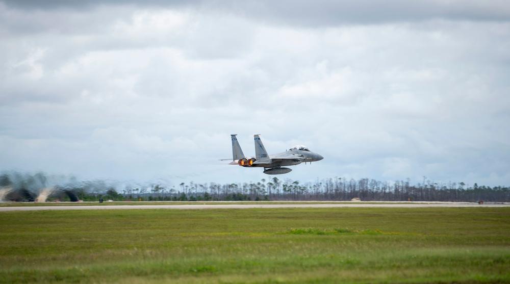 WSEP takeoffs