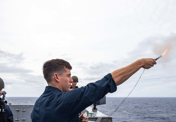 Sailors Execute Pre-planned Responses During Training