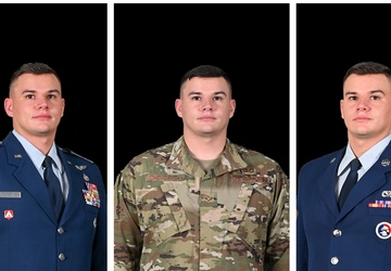 From cadet to commander; Airman finds belonging in service