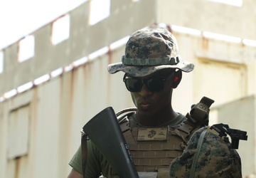 Valiant Workhorse| CLB-4 Marines sharpen motor transportation skills