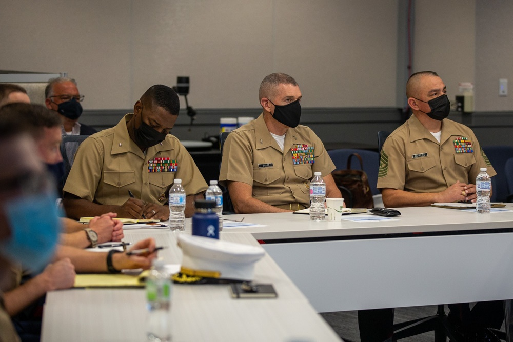 Marine Corps gets smart on Artificial Intelligence