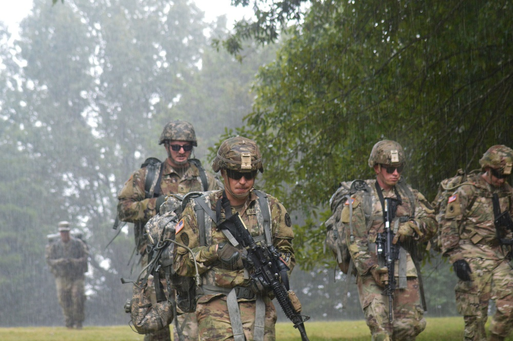 Tennessee National Guard Soldiers participate in First Line Leadership Course pilot