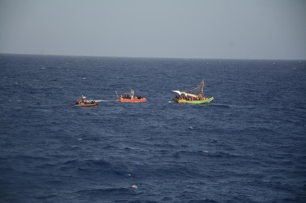 Coast Guard repatriates 260 Haitians to Haiti