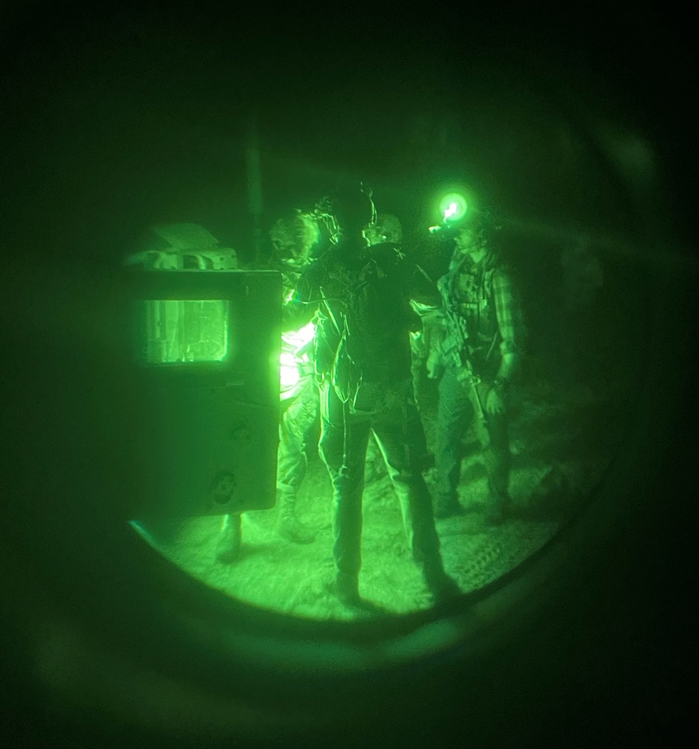 Trained and ready to fight 3rd Brigade Combat Team continues training at Fort Polk, LA, JRTC