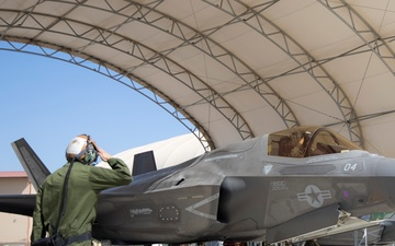 VMFA-225 Conducts First Flight as a F-35B Lightning II Squadron [Image 7 of 7]