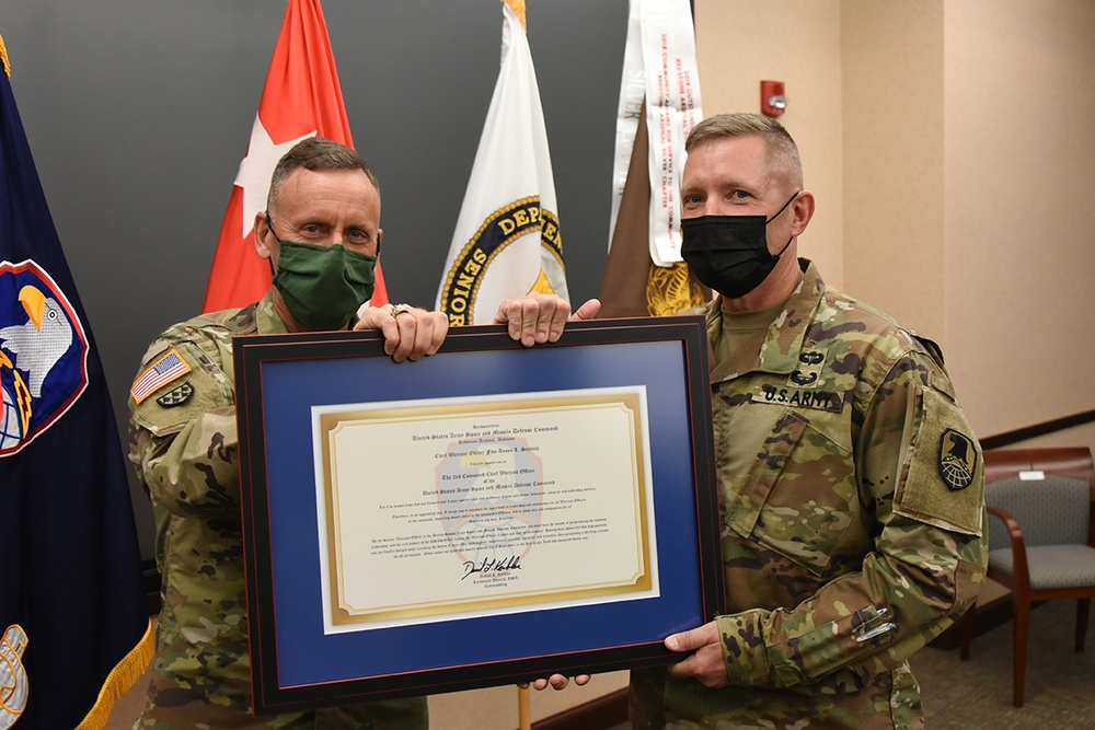 SMDC welcomes newest CCWO