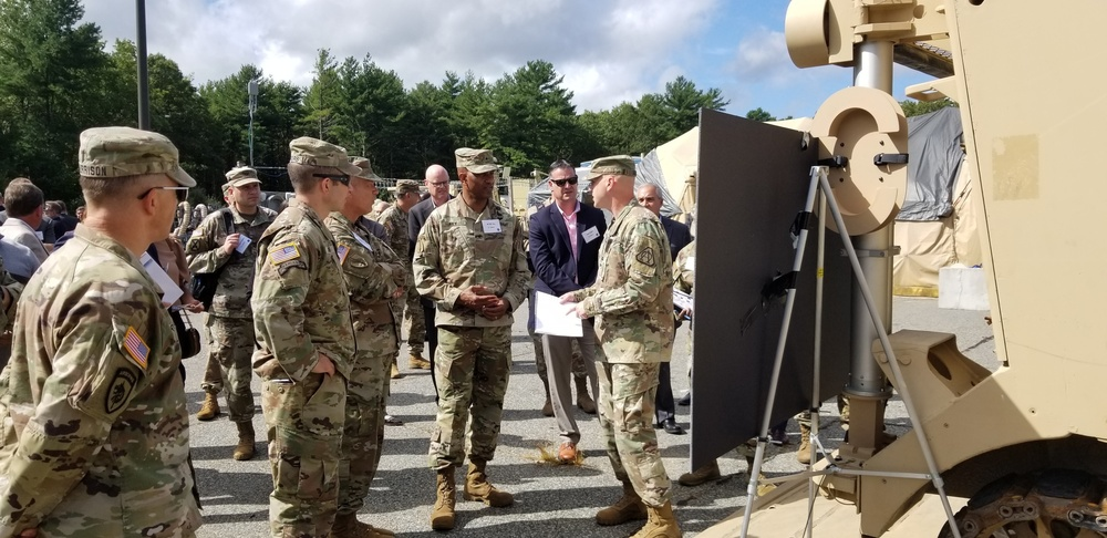 2/3 ABCT attends industry partner overview of Army's upcoming ABCT network communication pilot