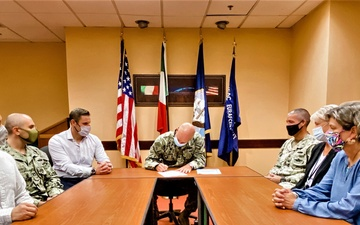 NAVFAC EURAFCENT establishes specialized Expeditionary Projects Team