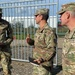 21st TSC command team visits 405th AFSB's Belgium, Netherlands APS-2 sites plus Brunssum