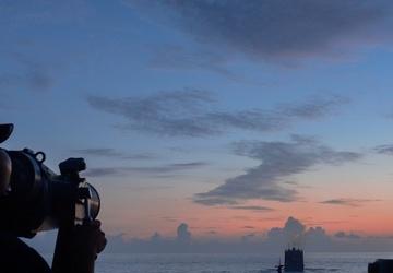 USS RONALD REAGAN (CVN 76) Replenishment-at-Sea