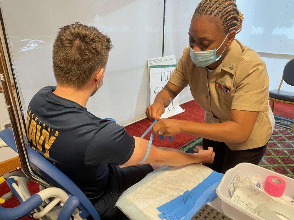 Naval Hospital Jacksonville Periodic Health Assessment
