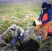 Coast Guard repatriates Alaska Native remains at Point Spencer, Alaska